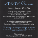 apap showcase